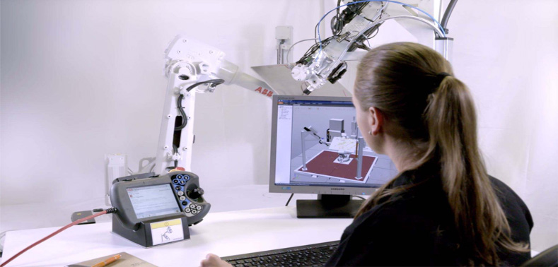 Robotstudio仿真以及ABB机器人程序调试