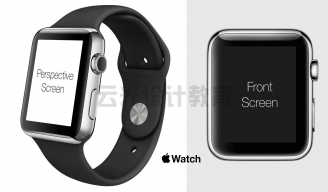 Apple_Watch_template作品